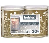 KAARS SPARKEL LIGHT BOLSIUS CRYSTAL
