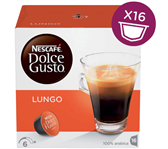 DOLCE GUSTO LUNGO 16 CUPS