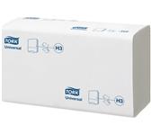 HANDDOEK TORK UNIVERSAL H3 Z-VOUW 23X23CM 4500ST 290158