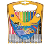 KLEURSTIFT BICKIDS RAINBOW