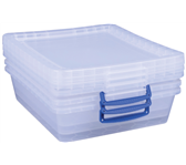 OPBERBOX REALLY USEFUL 10.5LITER 460X380X110MM