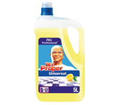 ALLESREINIGER MR PROPER LEMON 5 LITER