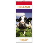 VERJAARDAGSKALENDER INTERSTAT HOLLAND
