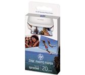FOTOPAPIER HP W4Z13A ZINK STICKY-BACKED 5X7.6CM 290GR WT