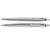 BALPEN EN VULPOTLOOD PARKER JOTTER STEEL CT