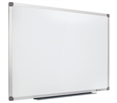 WHITEBOARD NOBO CLASSIC STAAL 120X90CM RETAIL