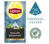 THEE LIPTON EXCLUSIVE ENGLISH BREAKFAST