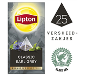 THEE LIPTON EXCLUSIVE EARL GREY