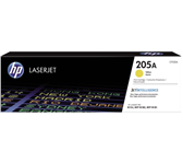 TONERCARTRIDGE HP 205A CF532A 0.9K GEEL