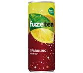 FRISDRANK FUZETEA SPARKLING LEMON TEA BLIKJE 0.25L