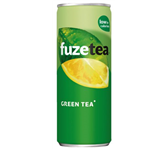 FRISDRANK FUZETEA GREEN TEA BLIKJE 0.25L