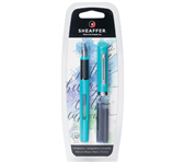 KALLIGRAFIEPEN SHEAFFER VIEWPOINT 1.3MM BLAUW