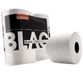 TOILETPAPIER SATINO BLACK 2-LAAGS 400V WIT