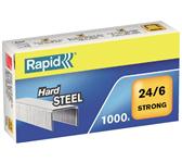 NIETEN RAPID 24/6 STAAL STRONG 1000ST