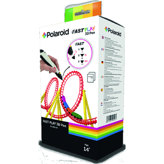 3D PEN POLAROID FAST PLAY