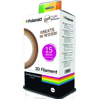 3D PEN POLAROID HOUT FILAMENT ROOT PLAY