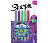 VILTSTIFT SHARPIE COSMIC ULTRA FIJN ASS