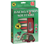 SPEL JUMBO BACKGAMMON & SOLITAIRE TRAVEL