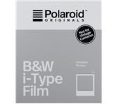 FILM POLAROID ORIGINALS ZW/WIT INSTANT FILM I-TYPE