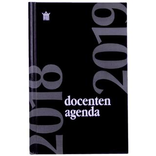 AGENDA 2019-2020 RYAM DOCENTEN 7DAG/2PAG ZWART