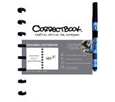 CORRECTBOOK A5 BLANCO WIT