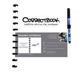 CORRECTBOOK A4 BLANCO WIT