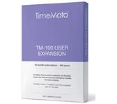 SAFESCAN TIMEMOTO TM-100 CLOUD USER EXPANSION
