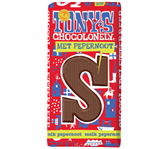 TONY'S CHOCOLONELY MELK PEPERNOOT S 180GR