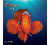 KALENDER 2019 TENEUES ART & IMAGE OCEANS 30X30CM