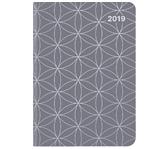AGENDA 2019 TENEUES MIDI FLEXI GLAMLINE 12X17 GS/ZI