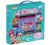 STICKERSET TOTUM SHIMMER & SHINE