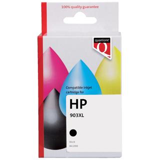 INKCARTRIDGE QUANTORE HP 903XL T6M15AE HC ZWART