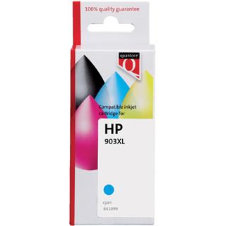 INKCARTRIDGE QUANTORE HP 903XL T6M03AE HC BLAUW