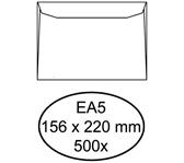 ENVELOP HERMES BANK EA5 156X220 80GR 500ST WIT