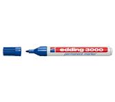 VILTSTIFT EDDING 3000 ROND 1.5-3MM BLAUW