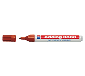 VILTSTIFT EDDING 3000 ROND 1.5-3MM BRUIN