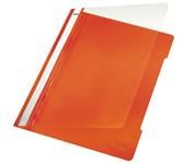 SNELHECHTER LEITZ 4191 A4 PVC ORANJE