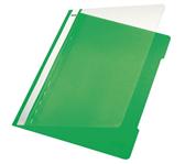 SNELHECHTER LEITZ 4191 A4 PVC LICHT GROEN