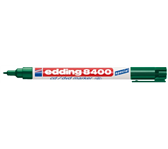CD MARKER EDDING 8400 ROND 0.5-1MM GROEN