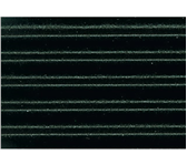 GOLFKARTON HAZA E-GOLF 50X70CM 250GR ZWART