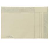 BINNENMAP A6000-015 FO 2KLEP CHAMOIS