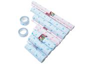 Kaftplastic en -papier