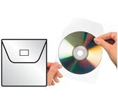 CD HOES 3L 6832-100 127X127MM MET KLEP ZELFKLEVEND