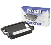 DONORROL BROTHER PC-201 + CARTRIDGE