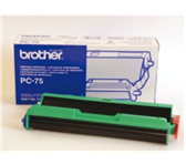 DONORROL BROTHER PC-75 + CARTRIDGE