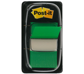INDEXTABS 3M POST-IT 6803 25MM GROEN