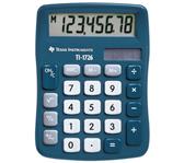 REKENMACHINE TEXAS TI-1726 SUPER VIEW