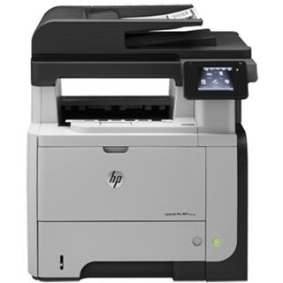 HP Laserjet M521DW All in one zwart wit